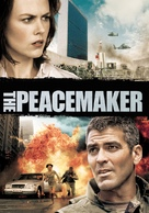 The Peacemaker - DVD cover (xs thumbnail)