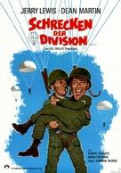 Jumping Jacks - German Movie Poster (xs thumbnail)