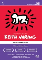 The Universe of Keith Haring - Movie Cover (xs thumbnail)