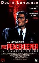 The Peacekeeper - Italian VHS movie cover (xs thumbnail)