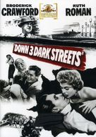 Down Three Dark Streets - DVD cover (xs thumbnail)