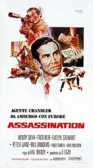 Assassination - Italian Movie Poster (xs thumbnail)