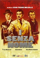 Le cercle rouge - Italian DVD movie cover (xs thumbnail)