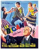 Bigamo, Il - French Movie Poster (xs thumbnail)