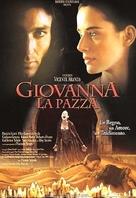 Juana la Loca - Italian poster (xs thumbnail)