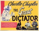 The Great Dictator - Movie Poster (xs thumbnail)