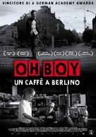 Oh Boy - Italian Movie Poster (xs thumbnail)