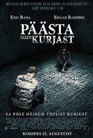 Deliver Us from Evil - Estonian Movie Poster (xs thumbnail)