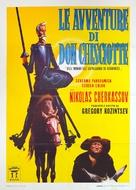 Don Kikhot - Italian Movie Poster (xs thumbnail)