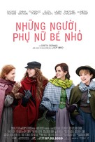 Little Women - Vietnamese Movie Poster (xs thumbnail)