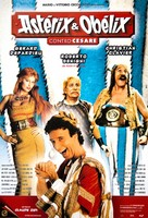 Astérix et Obélix contre César - Italian Movie Poster (xs thumbnail)