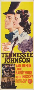 Tennessee Johnson - Movie Poster (xs thumbnail)