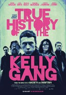 True History of the Kelly Gang - Dutch Movie Poster (xs thumbnail)