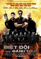 The Expendables - Vietnamese Movie Poster (xs thumbnail)