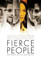 Fierce People - German poster (xs thumbnail)