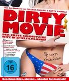 Dirty Movie - German Blu-Ray cover (xs thumbnail)