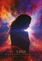 X-Men: Dark Phoenix - Polish Movie Poster (xs thumbnail)