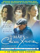 As Màes de Chico Xavier - Brazilian Movie Poster (xs thumbnail)