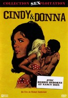 Cindy and Donna - French DVD cover (xs thumbnail)
