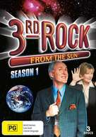"""3rd Rock from the Sun"" - Australian DVD cover (xs thumbnail)"