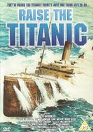 Raise the Titanic - British DVD movie cover (xs thumbnail)