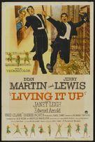 Living It Up - Movie Poster (xs thumbnail)