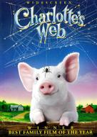 Charlotte's Web - Movie Cover (xs thumbnail)