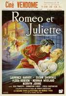 Romeo and Juliet - Belgian Movie Poster (xs thumbnail)