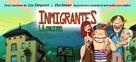 Immigrants (L.A. Dolce Vita) - Spanish Movie Poster (xs thumbnail)