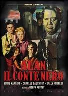 The Strange Door - Italian DVD movie cover (xs thumbnail)