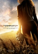 Terminator Genisys - German Movie Poster (xs thumbnail)