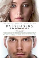Passengers - Movie Poster (xs thumbnail)