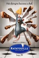 Ratatouille - Movie Poster (xs thumbnail)