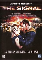 The Signal - Italian DVD movie cover (xs thumbnail)