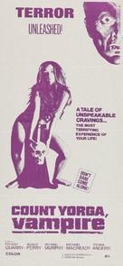 Count Yorga, Vampire - Australian Movie Poster (xs thumbnail)