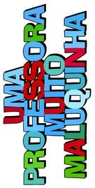 Uma Professora Muito Maluquinha - Brazilian Logo (xs thumbnail)