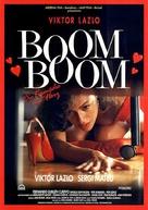 Boom boom - German Movie Poster (xs thumbnail)