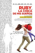 Ruby Sparks - Mexican Movie Poster (xs thumbnail)