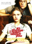 10 Things I Hate About You - Movie Poster (xs thumbnail)
