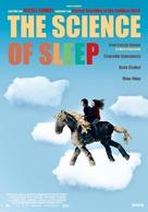 La science des rêves - Dutch Movie Poster (xs thumbnail)