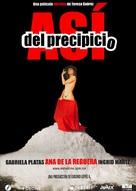 Así del precipicio - Mexican poster (xs thumbnail)
