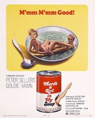 There's a Girl in My Soup - Movie Poster (xs thumbnail)