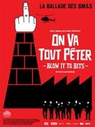 On va tout péter - French Movie Poster (xs thumbnail)