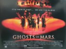 Ghosts Of Mars - British Movie Poster (xs thumbnail)