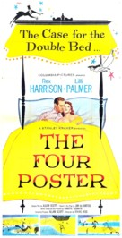 The Four Poster - Movie Poster (xs thumbnail)