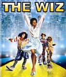The Wiz - Blu-Ray movie cover (xs thumbnail)
