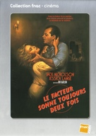 The Postman Always Rings Twice - French DVD cover (xs thumbnail)