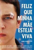 Je suis heureux que ma mère soit vivante - Brazilian Movie Poster (xs thumbnail)