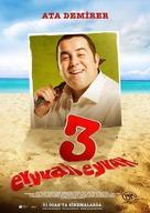 Eyyvah Eyvah 3 - Turkish Movie Poster (xs thumbnail)