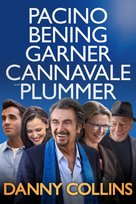 Danny Collins - DVD movie cover (xs thumbnail)